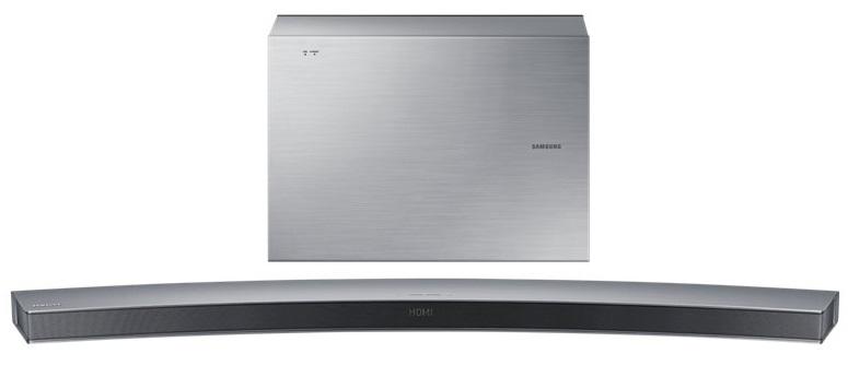 Zakrzywiony Soundbar Samsung HW-J6001