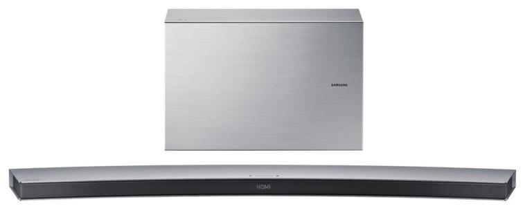 Zakrzywiony Soundbar Samsung HW-J7501