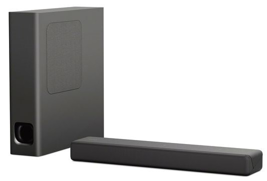 Soundbar Sony HT-MT300 2.1 z Bluetooth®