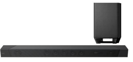 Soundbar Sony HT-ST5000 7.1.2 z Wi-Fi®/Bluetooth®