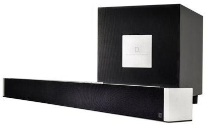Soundbar 4K Audio Ultra HD